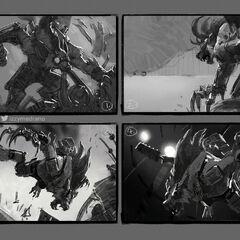 Hyena Warwick Splash Update Concept 1 (by Riot Artist <a rel=