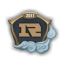 Worlds 2017 Royal Never Give Up Emote.png