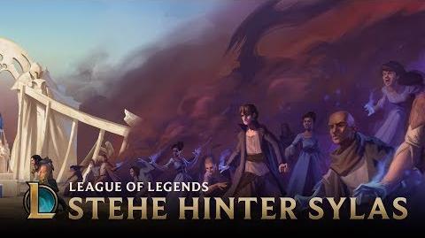 Die Magie erhebt sich Stehe hinter Sylas League of Legends