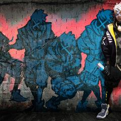 True Damage Ekko Concept 5 (by Riot Artist <a href=