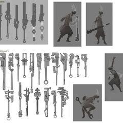 Ekko Concept 19 (by Riot Artist <a href=