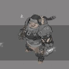 Northern Storm Volibear Update Concept 1 (by Riot Artist <a href=