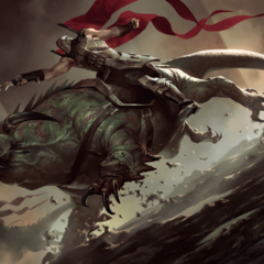 Basilisk Rider