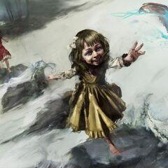 Grafika koncepcyjna - ANNIE: Pochodzenie 35