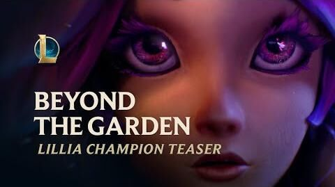 Beyond the Garden Lillia Champion Teaser - League of Legends