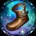 Calzado Mágico runa