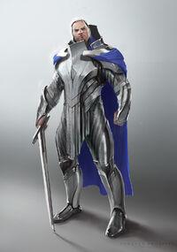 Demacia warrior concept 01