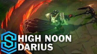 High Noon-Darius - Skin-Spotlight