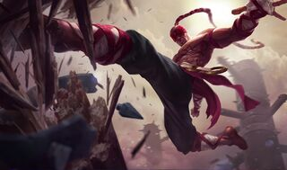 Lee Sin OriginalSkin