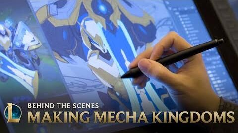 Making Mecha Kingdoms Behind the Scenes - League of Legends