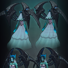 Ghost Bride Morgana Model 2 (by Riot Artist <a href=