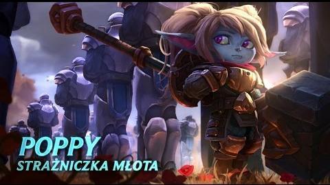 Prezentacja Bohaterki - Poppy, Strażniczka Młota