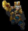 Riven Dragonblade (Golden)