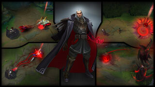 Swain Update Screenshots