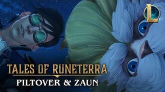 "Tales of Runeterra Piltover and Zaun ""True Genius"""