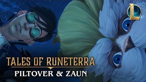 "Tales of Runeterra Piltover and Zaun ""True Genius"""