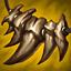 Colar de Presas (Amarelo) (20 Troféus) item