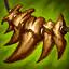 Colar de Presas (Verde) (20 Troféus) item