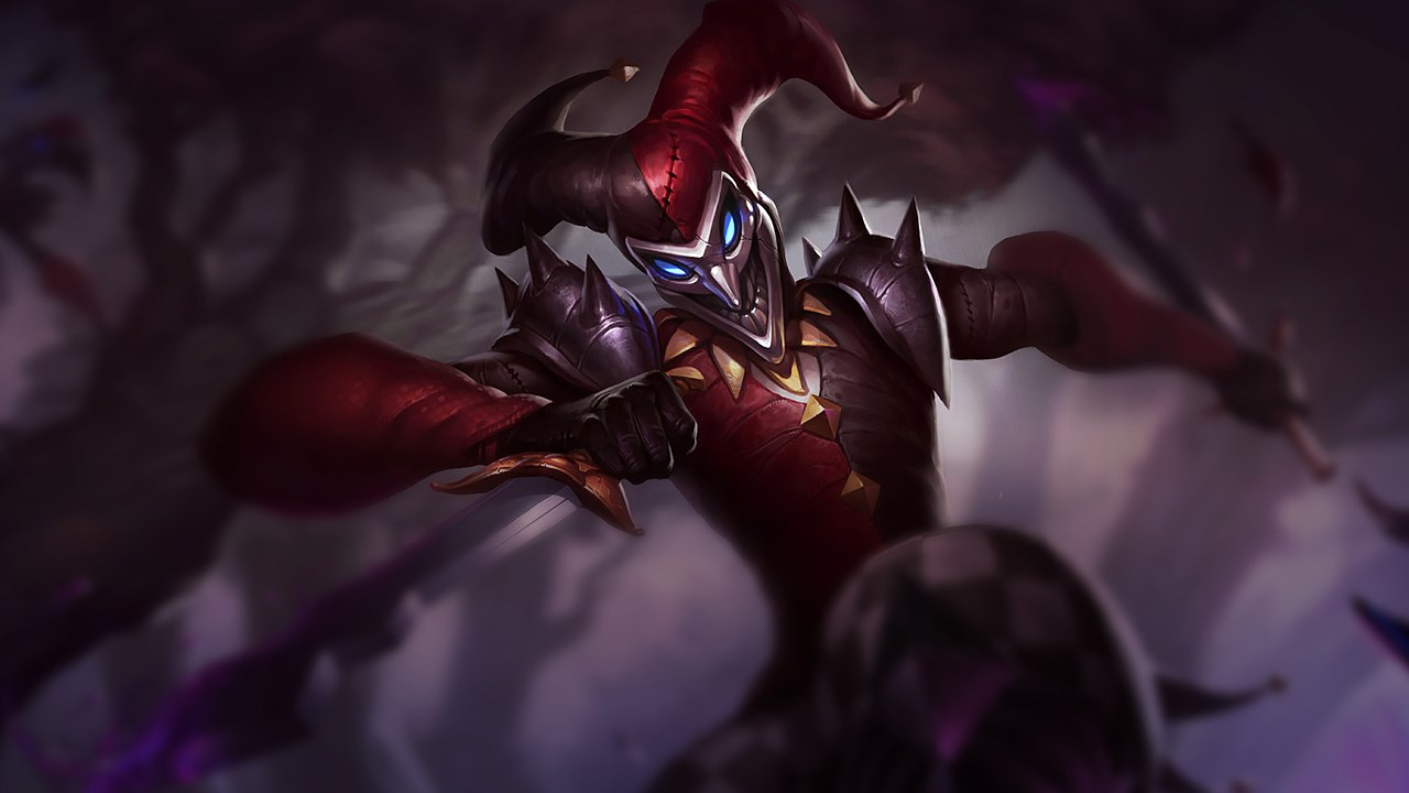 Shaco OriginalCentered