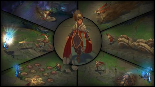 Taliyah Screenshots