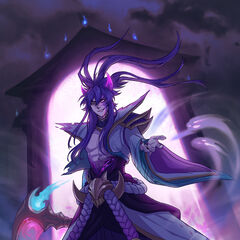 Spirit Blossom Thresh Promo 5 (by Riot Contracted Artist <a href=