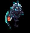 Diana Dragonslayer (Obsidian)