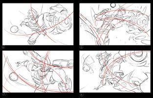 Ezreal Update Pulsfeuer- Splash Konzept 01