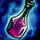 Kristalline Flasche item