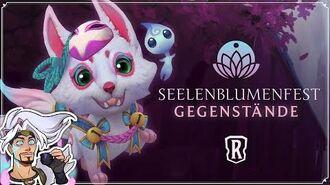 Seelenblumenfest Trailer zu neuen Inhalten – Legends of Runeterra