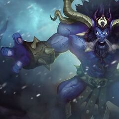 Unchained Alistar