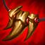 Colar de Presas (Vermelho) (6 Troféus) item