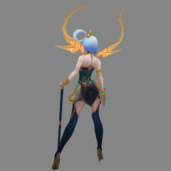 Lunar Empress Lux Model 2 (by Riot Artists <a rel=