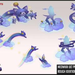 Meowkai Ability Concept 5 (by Riot Artist <a href=