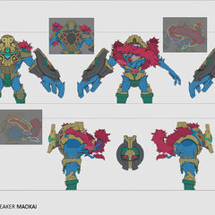 Worldbreaker Maokai Concept 4 (by Riot Artist <a href=