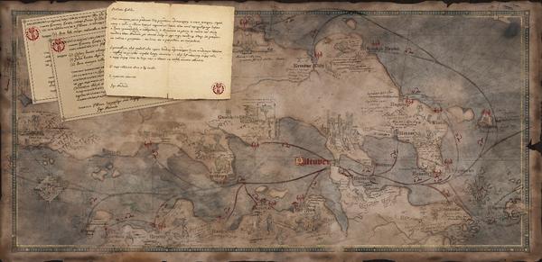 Mapa Piltover