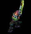Master Yi BloodMoon (Emerald)