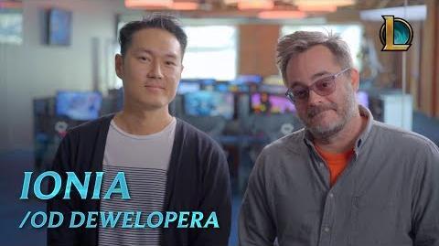 Odkryjcie Ionię od dewelopera — League of Legends