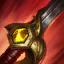 Sabre de Batalha (Devorador Saciado) item