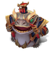 Tahm Kench Münzkaiser Tahm Kench M