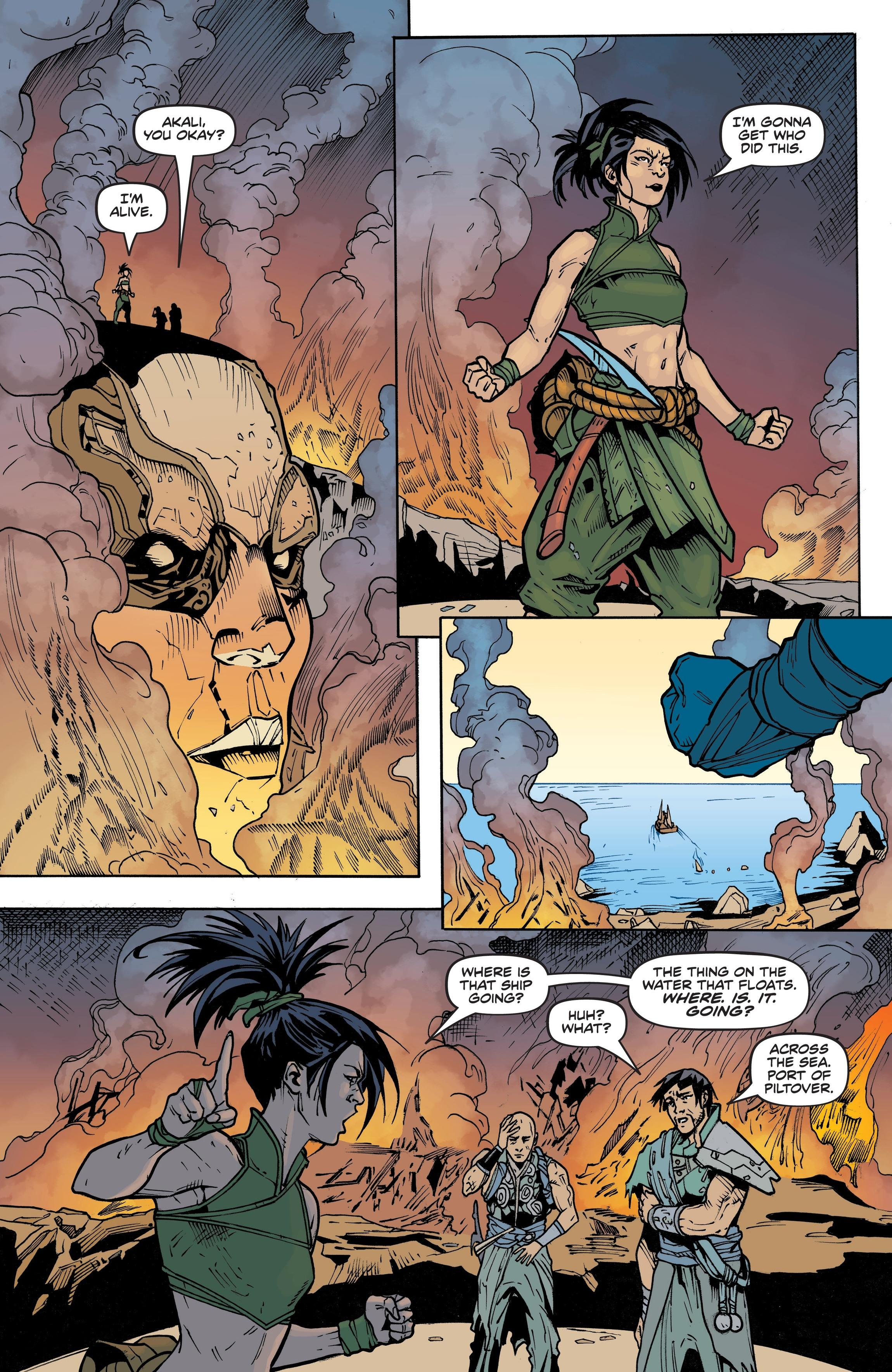 Zed Comic 4 pr11