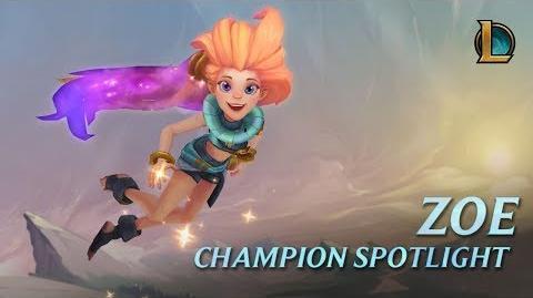Zoe Champion Spotlight