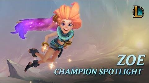 Zoe Champion Spotlight