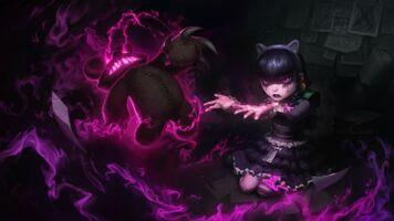 Annie Update Gothic- Splash Konzept