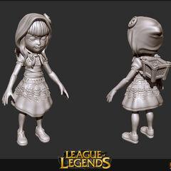 Red Riding Annie Update Model 1 (by Riot Artist <a href=