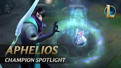 Aphelios Champion Spotlight