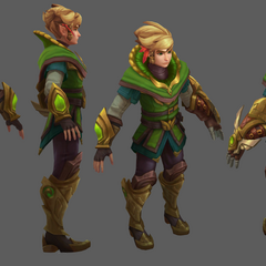 Nottingham Ezreal Model