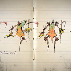 Fiddlesticks Concept 2 (by Riot Artist <a href=