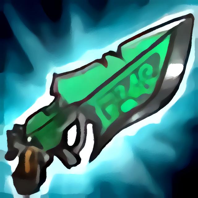 Hextech-Gunblade item