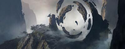 Ionia Swirl Rocks