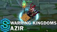 Kriegsherr Azir - Skin-Spotlight